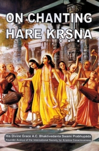 On Chanting Hare Krishna Booklet