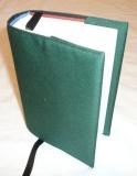 """Обложка для """"Бхагавад-Гиты как она есть"""" малого формата. Тёмно-зелёная"""