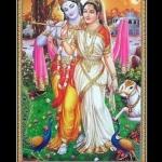 Радха и Кришна. Божественная чета