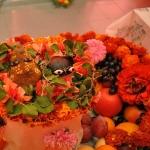 Слева Канай, справа Шри Говинда. Божества Махараджа