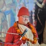 Бхакти Вишрамбха Мадхава Махарадж на фестивале в Горном Алтае