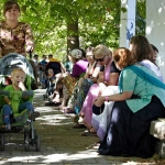 96 Фестиваль Садху-санга 2012