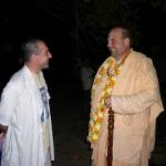 Хари Шаури дас и Джаяпатака Свами