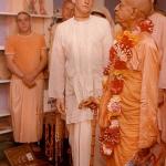 Второй визит Прабхупады в Австралию. 1972