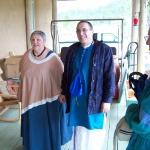Ямуна и Хари Шаури дас в общине Шаранагати, 2010