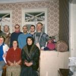 014 Чеченская семья приютившая волонтёров
