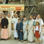 Тележурналисты из Европы приехали снимать миссию Харе Кришна в Грозном