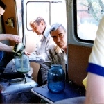 211 Каликрит дас раздаёт прасад жителям г.Грозного