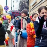 009 Субботняя харинама в СПб (2013.11.03)