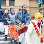 014 Субботняя харинама в СПб (2013.11.03)