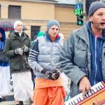 015 Субботняя харинама в СПб (2013.11.03)