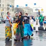018 Субботняя харинама в СПб (2013.11.03)