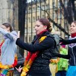 036 Субботняя харинама в СПб (2013.11.03)
