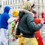 043 Субботняя харинама в СПб (2013.11.03)