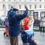 056 Субботняя харинама в СПб (2013.11.03)