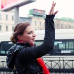 059 Субботняя харинама в СПб (2013.11.03)