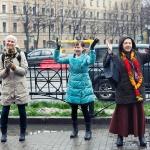 061 Субботняя харинама в СПб (2013.11.03)