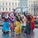 070 Субботняя харинама в СПб (2013.11.03)