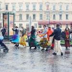 075 Субботняя харинама в СПб (2013.11.03)