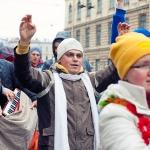 078 Субботняя харинама в СПб (2013.11.03)