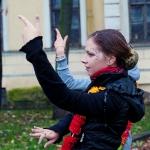 093 Субботняя харинама в СПб (2013.11.03)