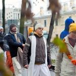 099 Субботняя харинама в СПб (2013.11.03)