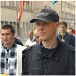 Сергей охранник
