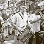 17 Праздник Колесниц в СПб 2012 год