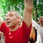 21 Праздник Колесниц в СПб 2012 год