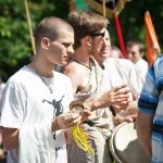 004 Даня Котов на фестивале в СПб
