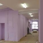 Ремонт культурного Центра Гаура
