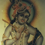 Таинственный Кришна