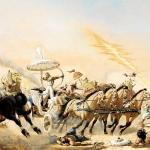 Бхишма в битве на Курукшетре