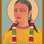 Гауранга (худ. Чайтанья Чандра Чаран дас)