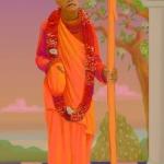 Портрет Шрилы Прабхупады (худ. Чайтанья Чандра Чаран дас)