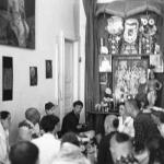 05 Прабхупада и преданный в храме Сан-Франциско