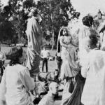 01 Вишнуджана показывает кукольное представление