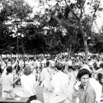 23 Зрители на празднике Харе Кришна