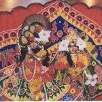 Божества Радха-Дамодара