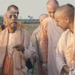 Вишнуджана и Прабхупада в Дхаме
