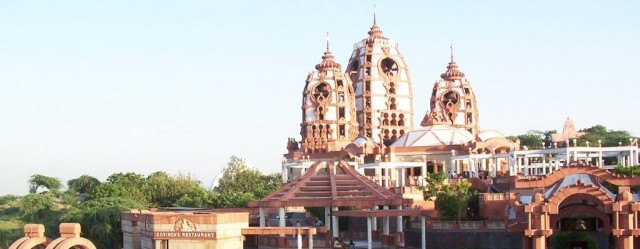"Sri Sri Radha Parthsarthi Temple, ""Glory of India"""