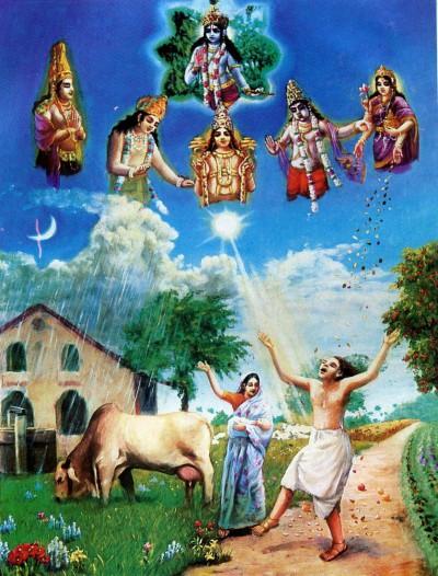 Бхагавад-Гита как она есть. Глава 03. Карма-йога