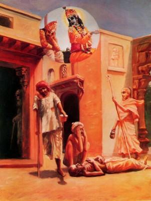 Бхагавад-Гита как она есть. Глава 02. Краткое изложение «Бхагавад-гиты»