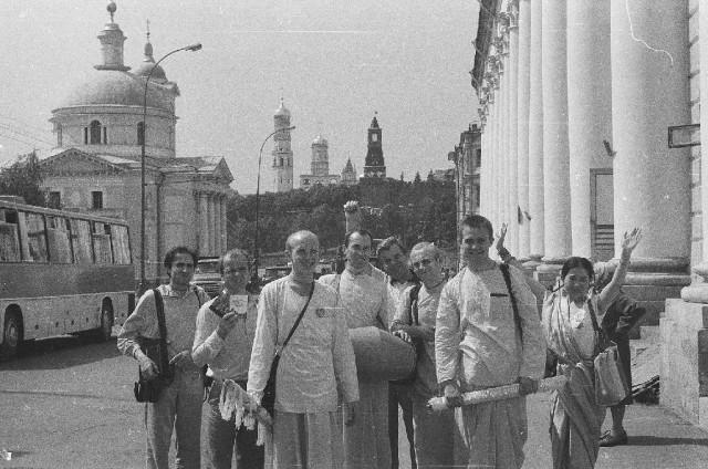 Маму Тхакур, Майтрейя, Санат-кумар, Гаятри и др. 1987-88